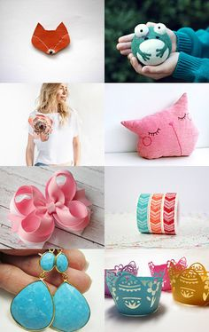 Spring n°2 by paola on Etsy--Pinned with TreasuryPin.com