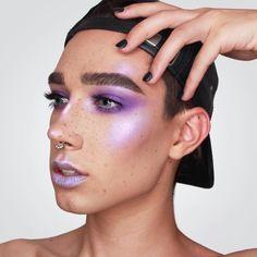 Male Makeup, Makeup Tips, Beauty Makeup, Beauty Art, Galaxy Makeup, Makeup For Teens, Teen Makeup, Glow Kit, Looks Black