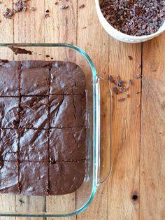Cassava Flour Brownies | Cook It Up Paleo
