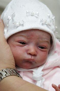 Newborn Reborn Baby Girl Doll Will by Natalie Scholl love it
