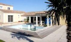Villa in Vergeze near Nimes  (Perrier springs) FRANCE 30-6303-1