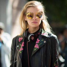 5 Acessórios Tendência pro Verão   STEAL THE LOOK --óculos excêntricos
