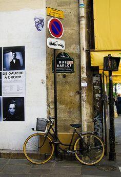rue Charlot - Paris 3e
