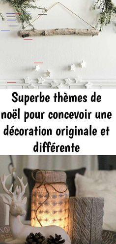 New Christmas Decoration Ideas Decoration Originale, Theme Noel, Blog Deco, Crack Chicken, Christmas Decorations, Breast, Vase, Sport, Design