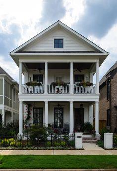 My charleston style on pinterest charleston style for Charleston side house plans