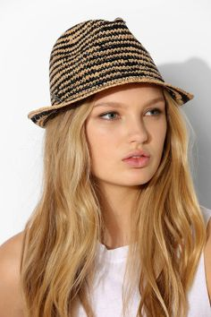 a9715866c0d Urban Outfitters Christys  Hats Crochet Raffia Hat