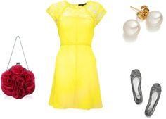 """Modern Belle"" by lshahan on Polyvore"