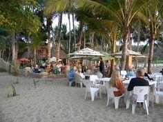 La Playa in San Pancho, Nayarit, Mexico. Cuban Salsa on Sundays!  www.casitaazul.com