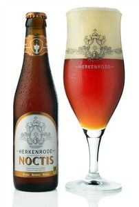 Herkenrode Noctis is a recognised Belgian abbey beer with ABV brewed by Brouwerij Cornelissen in the Province of Limburg. Beer Brewing, Home Brewing, Cold Drinks, Beverages, Beer Pictures, Beers Of The World, Belgian Beer, Noctis, Message In A Bottle