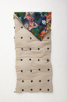 Florabunda Sleeping Bag - Anthropologie