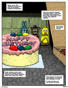 Next page: Requiem with a Birthday Cake, page 4 Previous page: Requiem with a Birthday Cake, page 2 First Page: Requiem with a Birthday Cake, page 1 ***** Page 3: The obligatory data dump Here be A...