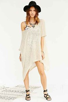 Ecote Deep-V Caftan - Urban Outfitters 29.99
