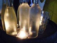 decanters by MoonPixPhoto, via Flickr, water has never looked so refreshing & cool. l'eau nouveau.