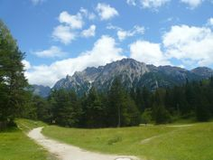 .....westliche Karwendelspitze