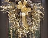 Glitzy Wreath