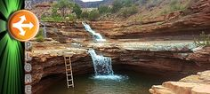 Explore: A swimming hole for the soul, Toquerville Falls, outside Zion | St George News