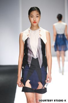 Studio K philosophy is making garments that can withstand the test of time by focusing on basics like good tailoring and construction using quality materials.