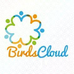 Birds Cloud logo