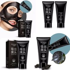 DBT - Health and beauty: Free Shipping Bioaqua Blackhead Remover Mask Face ...