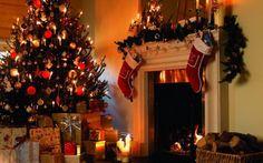 Decoración de Navidad - Fondos de Pantalla