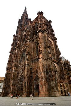 11 Cathedral, Strasbourg, France