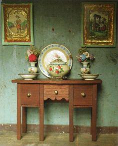 Issue 11 (Nov 2011) p2 - Dolls Houses Past & Present