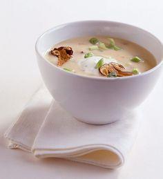 Kartoffel-Steinpilz-Suppe