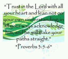 Trust...
