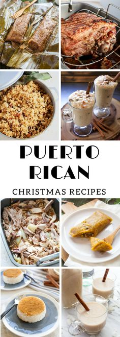 Puerto Rican Christmas Recipes | The Noshery