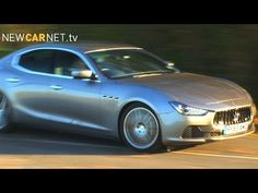 Now in its centenary year, Maserati has revived the evocative Ghibli nameplate - but for the first time ever, it's been applied to a saloon. Maserati Ghibli, Car Videos, Cars, Check, Autos, Automobile, Car, Trucks