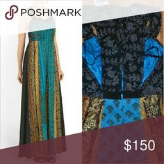 Free People Stardust Empire Waist Dress New with tag Very elegant, lace back details and embellishment Size 2-4  **Offers are welcomed ?? **Buy 3+items get 15% bundle discount?? Free People Dresses Maxi