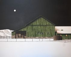 Artist: Jeremy Browne - Title: Somewhere in the Night