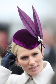Zara Phillips Attends Day 1 of the Cheltenham Festival d79de9afd4ea