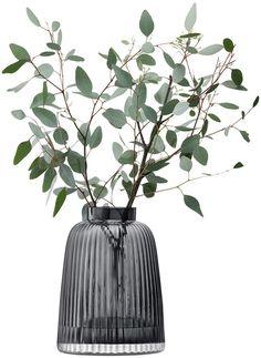 Vase gris