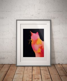 Delightful is a premium quality giclee print on archival paper. A fine art print of an original painting / design made with ink and gouache. Paint Designs, Gouache, Interior Inspiration, Giclee Print, Fine Art Prints, Original Paintings, Shots, Ink, Interior Design