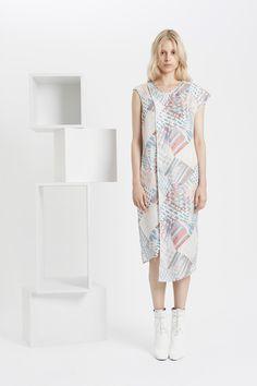 Tess Giberson Resort 2014 Collection Slideshow on Style.com
