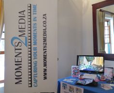 Visit the Moments2Media Stall on the 24-26th May 2013 at the Cape Gate Bridal Fair - Hope to see you there