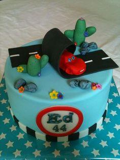 Verjaardagstaart Auto | Simsalataart Tegelen