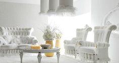 All White Living Room Decor . √ 28 All White Living Room Decor . 15 Serene All White Living Room Design Ideas Rilane Luxury Furniture, Home Decor Trends, White Rooms, Living Room White, Luxury Living, Trending Decor, Home Decor, White Interior Design, White Living Room Decor