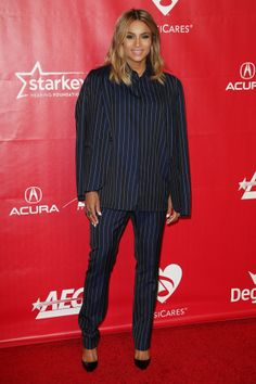 Ciara's Maternity Look Was Yanked Right From Men's Fashion Week #Refinery29