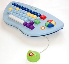 Spill-proof? Best way to make a tech savvy baby.