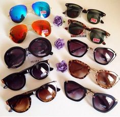 #Discount #Ray #Ban #Sunglasses! Cheap Women Fashion Sunglasses! Only 19.99!