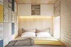 Legtöbben az otthonunkat tágas nappalival, nagy konyhával és fürdőszobával képzeljük el. Pedig egy kis lakás is lehet igazán trendi, élhető, rengeteg egyedi megoldással. Ezt bizonyítják a következő otthonok, melyek alapterülete 40 négyzetméter alatt van.