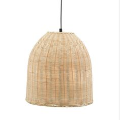 Rattan Pendant Light by Drew Barrymore Flower Home - Walmart.com