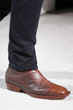 Maison Martin Margiela - 2013 Fall // #mensfashion #shoes