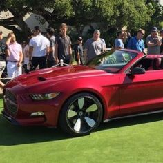 Ford Mustang-Based Rocket Speedster Ready for Takeoff