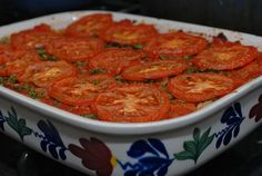 Vefa Recipes | Vegan Baked Fava Beans with Tomatoes | Sustainable Pantry Cooking Blog