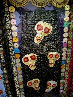 Voodoo Restaurant - New Orleans, Louisiana New Orleans Voodoo, New Orleans Louisiana, Voodoo Party, Halloween Party, Voodoo Halloween, Halloween Ideas, Voodoo Hoodoo, New Orleans Homes, Hallows Eve