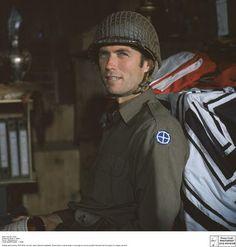 Kelly's Heroes. Clint Eastwood Movie Star