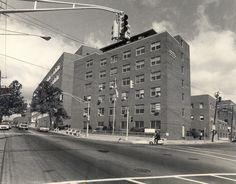 Historic Perth Amboy Virtual Museum: Perth Amboy General Hospital